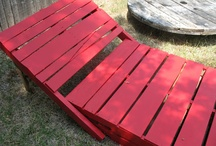 Pallets / by Sharon Valentine