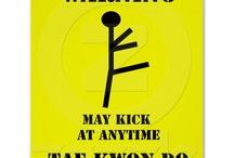 Taekwondo  / by Ja'net Mitchell