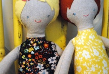 Dolls!  Dolls!  Dolls! / by Cerissa Lingeman