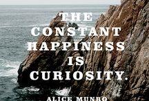 Alice Munro / Canadian writer / by Margaret Miller