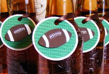 Super Bowl party ideas  / by Christina Gerhardt