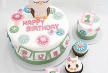 Aubrey's 1st birthday / by Lauren Barker