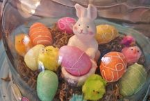 Hoppy Easter / by Melissa Loftin Jones