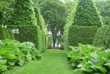 gardens to inspire / Gardens to use for inspiration / by Ellen Hollenback