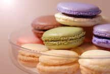 French Macarons / We love to make French macarons!  / by Cupcakes-A-Go-Go Madison