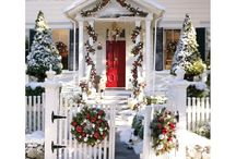 Christmas-Outdoor / by Michelle Fox