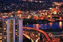 a new hometown / by Shiloe Allison