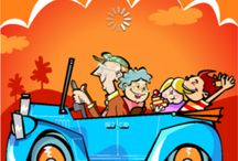 VACATIONS / by Connie Smith