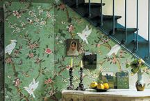 Beautiful Rooms, Furnishings, etc. / by Maude Gonne