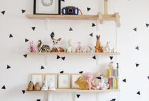 Baby Nursery Decor / by Torii Mount