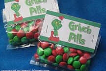 How the Grinch stole Christmas party  / by Paula Walker