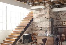 Basement Renovation Inspiration / A catch-all for images that inspire the ongoing renovation of our basement. / by Matt Smith