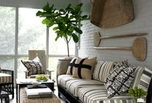 Sunrooms and Porches / by Becky Vitro