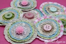 Supplies / by Trossets Scrapbooking