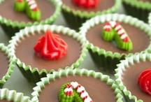 Christmas food ideas / by Terri DesRoches