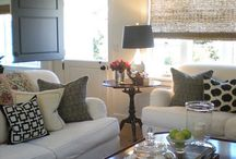 Living Room Ideas / by Jill Birkenholtz