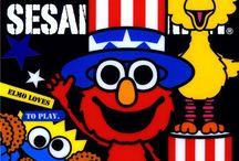 Sesame Street / by Vicki Arnold