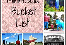 Bucket List / by Ellen Resh