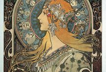 Art Nouveau / by Penny Perry