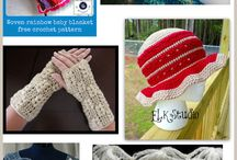 Crochet Roundups / This board is dedicated to Crochet Roundups of FREE Crochet Patterns online. If you'd like to add your favorite crochet roundups to this board please follow this board and send an email to crochetncrafts@gmail.com. / by Rhelena