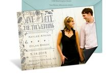 wedding - invitations + other cards / by Kristen