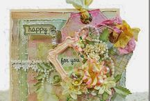 Paper Pads / A beautiful selection of cards featuring our fab paper pads / by Lili of the Valley Ltd