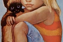 Margaret Keane / by St. Paul's High School Expressive & Performing Arts Faculty