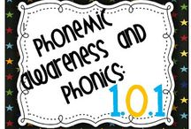Kdg Reading - Phonemic Awareness / by Angela Urso