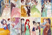 Disney  / by Amelia Albanese