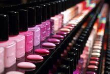 Nail polish! / by Stephanie Carroll