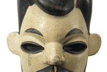 masks / by Judith Lombardi