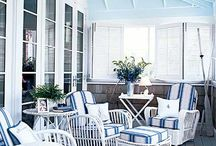 Porch Ideas to Daydream About... / by Sharon Belmont