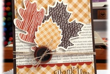 Cards: Autumn/Thanksgiving / by Amy L0uAldaMay