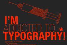 Typography & Text / by Jody Gunn Phelps