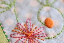 embroidery / by Cathy Wildow