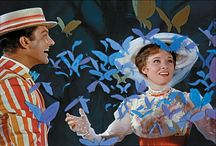 Mary Poppins  / The Mary Poppins 50th Anniversary Edition is now available on Blu-ray Combo Pack and Digital HD! / by Walt Disney Studios