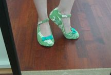 Sew: Shoes & Slippers / by M Avery Designs