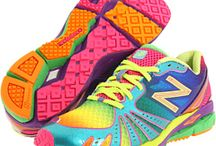 Gym Shoes / by Tina Haralampopoulos