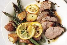 Pork Recipes / by Melissah Miller