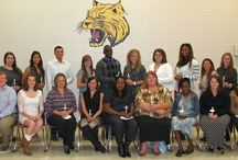 FCC Phi Theta Kappa Inductions / by Pearl River Community College