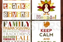 Thanksgiving / FaLl / by Lindsey Robertson