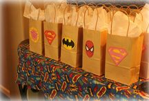 Birthday Party Ideas / by Stacey Spears