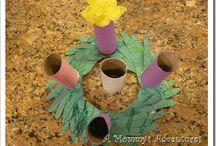 Advent Wreath Ideas / by The Catholic Company