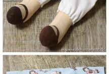 Dollmaking / by Diane Davis-Bailey
