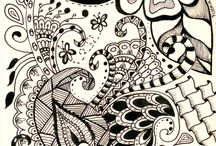 Zentangles / by Janet Wright