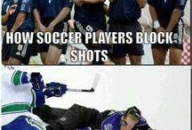 sports stuff / by Shelley Morgan