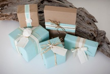 Gifts and Party Ideas / by Cortney Jenkins { Faith. Home. Love.}
