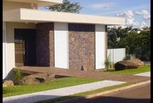 Fachadas casas / by Alvaro Vindas Fournier