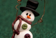 Do You Want to Build a Snowman? / Snowman, Snowmen, and Snowguys / by Michelle Pennell