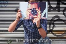 #rockthecase / Our weekly caseable drawing to show off your custom case: Brag. Post. Win.  #rockthecase   / by caseable